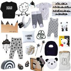Nosso Shopping Virtual está cheinho de coisas P&B #moderninhas. Inspire-se!http://bit.ly/inspiracaopb