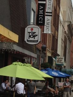 Tip Top Resturant Columbus, Ohio (one of the Surly Girl Saloons ...