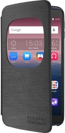 "Alcatel AF6045 для Alcatel One Touch 6045 Idol 3 Dark Grey  — 899 руб. —  Тип: чехол-книжка. Максимальный размер экрана: 5.5 "". Цвет: темно-серый. Совместимость: alcatel one touch 6045 idol 3. Размеры: 78.15 x 155.26 x 1.8 мм"