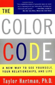 By Dr. Taylor Hartman The Color Code: A New Way to See Yourself, Your Relationships, and Life (1st First Edition) [Paperback]