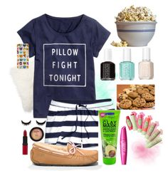 """""""Slumber Party"""" by becca0904 on Polyvore"""
