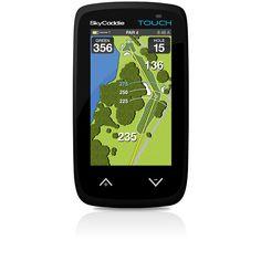 SkyCaddie Touch GPS - Introducing the SkyCaddie TOUCH by SkyGolf - https://www.foremostgolf.com/skycaddie-touch-gps