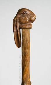 Image result for carving a walking stick patterns free labrador