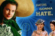 scarlett o'hara meme | Gone with the Wind Meme