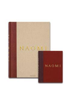 Nuevo libro en homenaje a Naomi Campbell