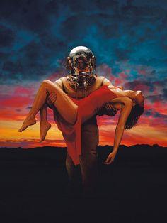 10cc - Deceptive Bends by Storm Thorgerson and Aubrey Powell | Hypergallery Album Art Prints