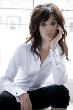 Women - The White Shirt Haberdasher