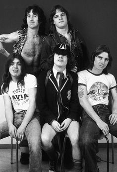 AC/DC. Schooling us in the ways of hard rock since 1973. http://www.play.com/lists/top-100-artists.html
