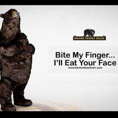 So true Bear, so true