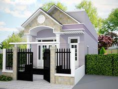 Công ty xây dựng Thanh Niên giới thiệu mẫuThiết kế xây nhà cấp 4 mái thái 5x20m. Mặt bằng nhà được thiết kế với phong cách đơn giản và hiện...