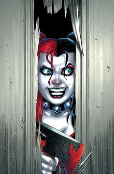 Harley Quinn Lover, if-you-have-papa-emeritus:   Heeeerrrreeee's...Harley