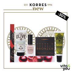 Ανακαλύψτε τα νέα προϊόντα της εταιρίας Κorres.. για λαμπερή επιδερμίδα, πρόσωπο, σώμα και μαλλιά, με έκπτωση -30%!✨ Bronzer, Shapes, Color, Colour, Colors