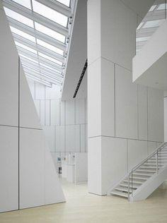 OCT Shenzhen Clubhouse, Shenzhen, 2012 - Richard Meier & Partners Architects LLP