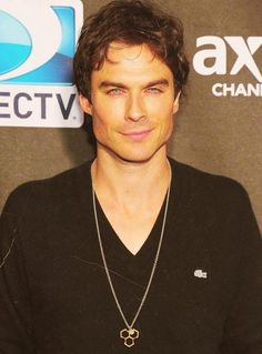 it's not enough to say I adore him ! Ian Somerhalder
