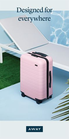 With ejectable USB charging 360 Hinomoto wheels hidden laundry bag interior compression pad and an unbreakable shell that bends but never breaks. Packing Tips, Travel Packing, Travel Luggage, Luggage Bags, Travel Bags, Hidden Laundry, Travel Items, Koh Tao, Travel Essentials