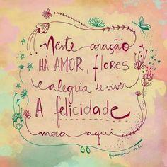 Muito amor!!