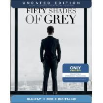 Fifty Shades of Grey Best Buy Exclusive