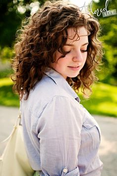 Naturally Curly Hair 14