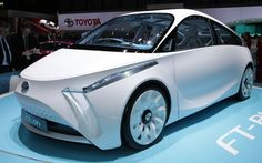 How 2020 Toyota Yaris Concept Hints to Design Future. v/ @FredHaasCountry