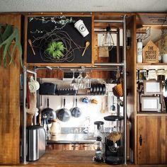 賃貸DIY!!カフェ風キッチンカウンターの作り方◆vol.2◆
