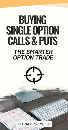 Buying Single Option Calls and Puts + The Smarter Option Trade Ep 38 - Tradersfly Stock Market Courses, Stock Options, Day Trader, Investing Money, Trading Strategies, Marketing Digital, Things That Bounce, Finance, How To Become
