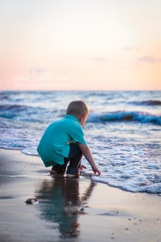 Grow With Me Photography Beach Family Session - Sun, Sand and Water.