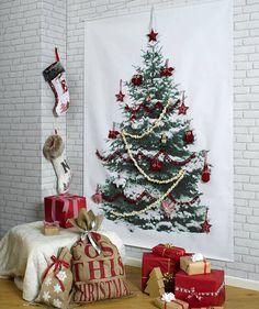 Original Christmas tree wall hanging @pattonmelo