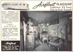 vintage+mobile+home+interiors | ... Guest – Jan's Vintage Travel Trailers and Mobile Homes Showcase