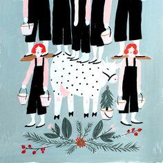12 Days of Christmas - Emily Isabella