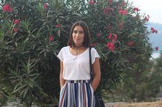 RITA: Outfits | Striped