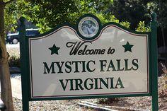 "Covington/ Georgia, USA alias Mystic Falls/Virginia (known from ""The Vampire Diaries"")"