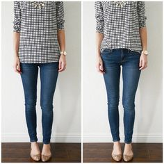 Doing the half-tuck (how to wear your shirt)