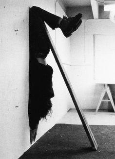 Charles Ray — Plank Piece I, II