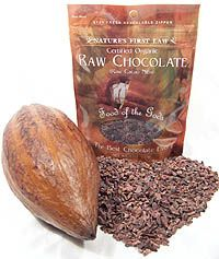 ForeverHealthy - Food - Raw Cacao Nibs