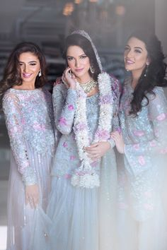 Pakistani couture by Farah talib Aziz