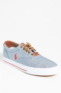 Polo Ralph Lauren  Vaughn  Sneaker available at  Nordstrom Zapatos Polo  Hombre 535ad877903