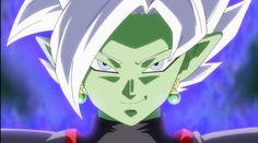 Fusion Black Goku and Zamasu
