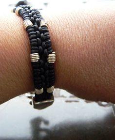c1eaf7014c77a 45 meilleures images du tableau bracelets homme   Man bracelet ...