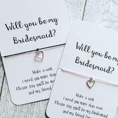 Excited to share this item from my shop: Will you be my bridesmaid gift, bridesmaid proposal Gift, wish bracelet, bridesmaid bracelet, bridesmaid gift Floral Wedding Invitations, Wedding Stationary, Bridal Shower Invitations, Bridesmaid Invitations, Wedding Favours, Wedding Gifts, Bridesmaid Bracelet Gift, Bridesmaid Proposal Gifts, Bridesmaid Jewelry