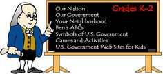 Great information about our government in kid's terms. I am using it for branches of government!