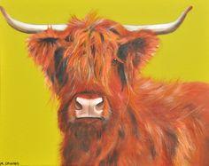 Acrylic on canvas prints available