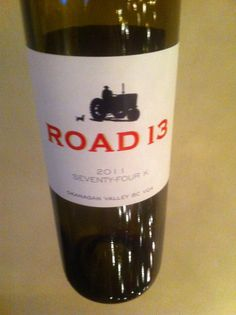 Also enjoyed this one: road 13 seventy-four K, BC