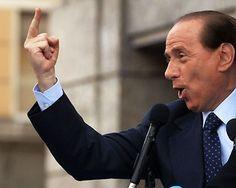 Berlusconi condenado a pagar 753 mdd por corromper a un juez
