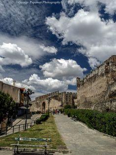 Κάστρα Θεσσαλονίκης... Thessaloniki, Macedonia, Greece, Places To Visit, City, Travel, Voyage, Viajes, Traveling