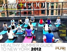 nyc summer guide
