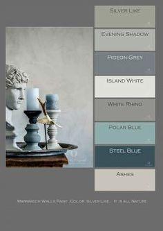 Marrakech Walls Paint, Farbe: Silver Like. Foto D.- Marrakech Walls Paint, Farbe: Silver Like. Foto D. Ceulemans – Home: Living colo Marrakech Walls Paint Farbe: Silver Like. Foto D. Ceulemans Home: Living colo - Wall Paint Colors, Bedroom Paint Colors, Interior Paint Colors, Paint Colors For Living Room, Paint Colors For Home, House Colors, Popular Paint Colors, Tadelakt, Colour Schemes