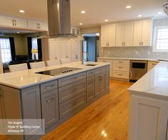 this space with painted shaker style kitchen cabinets and a large center island lends itself to casual culinary entertaining  just like their city namesake these sedona alpine white shaker      rh   pinterest com