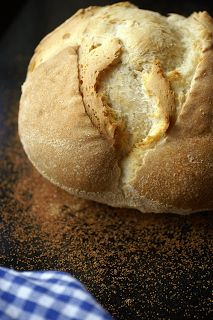 Pane Pugliese - Bread from Puglia