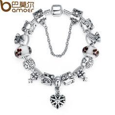Cheap bracelet spiral, Buy Quality bracelet helper directly from China bracelet greek Suppliers:                                                                    Name:European 925 Silver Charm Bracelets