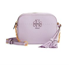 453a8aafd47 Tory Burch McGraw Leather Camera Bag
